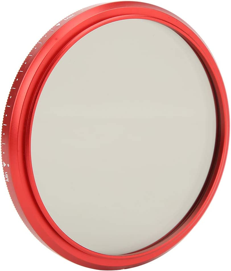 Adjustable ND Max Super beauty product restock quality top! 90% OFF Filter Lens Optical Glass