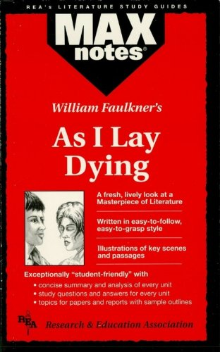 As I Lay Dying (MAXNotes Literature Guides) (English Edition)