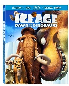 Ice Age  Dawn of the Dinosaurs  Blu-ray / DVD + Digital Copy