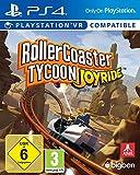 Roller Coaster Tycoon Joyride PS4 VR
