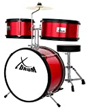 XDrum Junior KIDS bateria, rojo
