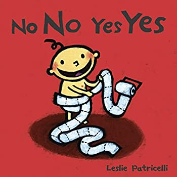 No No Yes Yes  Leslie Patricelli board books