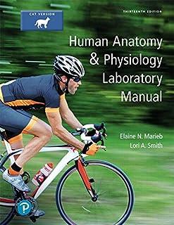 Human Anatomy & Physiology Laboratory Manual, Cat Version (13th Edition)