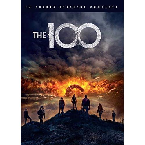 The 100 Stg.4 (Box 4 Dvd)