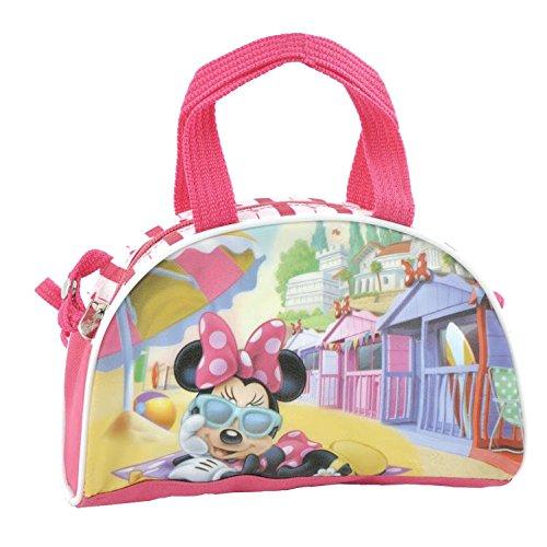 Bowling Bag Minnie Mouse Beach (21x12x8cm)