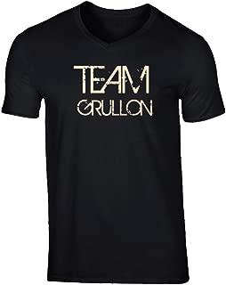 SHAMBLES TEES Team Sports Last First Name Grullon T Shirt