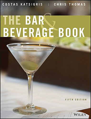 Compare Textbook Prices for The Bar and Beverage Book 5th Edition ISBN 9780470248454 by Katsigris, Costas,Thomas, Chris
