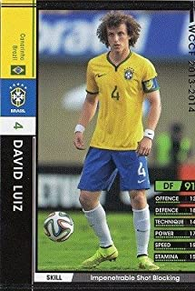 WCCF/13-14/292/ブラジル代表/ダビド・ルイス