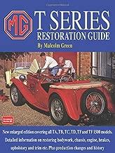 MG T Series Restoration Guide (Brooklands Books)