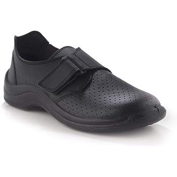 Codeor MYVNSP.44 MyCodeor Velcro Professional talla 44 color negro Zapatos de seguridad con cierre de velcro