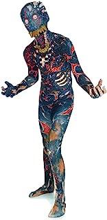 Morphsuits Kids Burnt Zombie Monster Costume - Medium 3'6-3'11 / 8-10 Years
