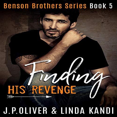 Finding His Revenge Audiobook By J. P. Oliver, Linda Kandi cover art