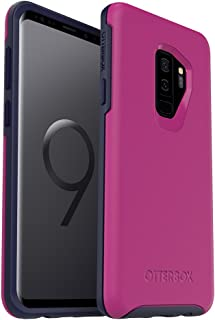 OtterBox SYMMETRY SERIES Case for Samsung Galaxy S9+ - Retail Packaging - MIX BERRY JAM (BATON ROUGE/MARITIME BLUE)