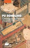 Chroniques de l'étrange - Editions Philippe Picquier - 27/11/1999