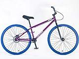 "Mafiabikes Purple Medusa 26"" BMX Wheelie Bike Wheelie Bike"