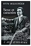 Sexe et caractère - Collection Sphinx - 26/05/1975