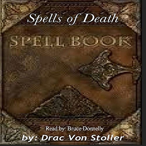 Spells of Death audiobook cover art