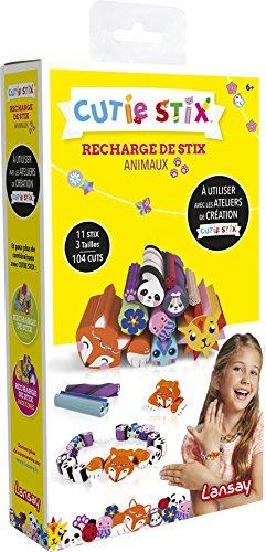 Lansay - 33102 - Cutie Stix Recharge Animaux