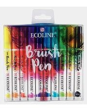 Ecoline Brush Pen set 10 - Algemeen