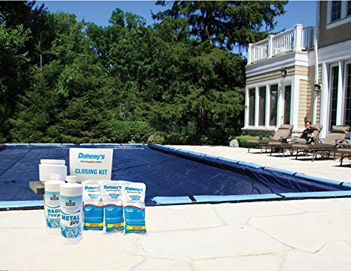 Doheny's Master Swimming Pool Winterizing Chemical Kit - Up to 35,000 Gal.