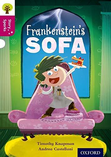 Oxford Reading Tree Story Sparks: Oxford Level 10: Frankenstein's Sofa