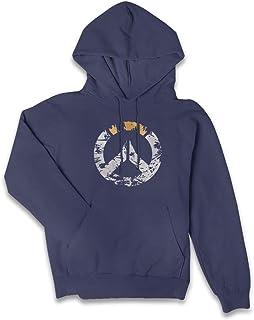 VJJ AIDEAR Overwatch Women Women's Sweater Long Sleeve Hoodie with Pocket Black