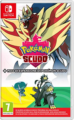 Pokémon Scudo + Pass Di Espansione - Special - Nintendo Switch