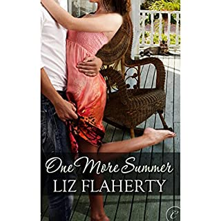 One More Summer                   By:                                                                                                                                 Liz Flaherty                               Narrated by:                                                                                                                                 Rebecca Gibel                      Length: 9 hrs and 25 mins     225 ratings     Overall 3.8