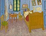 Vincent Van Gogh Artistas Dormitorio En Arles Pintura Al óLeo sobre Lienzo Poster E ImpresióN Cuadro...
