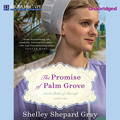 The Promise of Palm Grove audiobook cover art