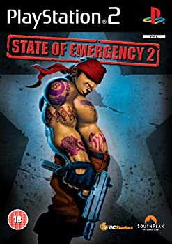 State of Emergency 2  PS2  by SouthPeak Games