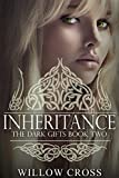 book cover art of Inheritance by Willow Cross