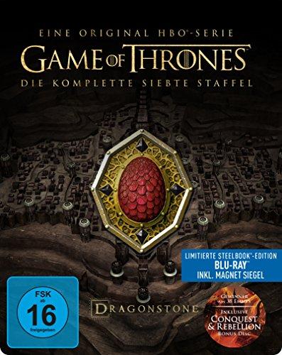 Game of Thrones: Die komplette 7. Staffel als Steelbook (Limited Edition) [Blu-ray]