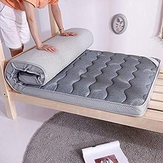 XRDSHY Colchones Futon Colchón De Piso De Espesor Colchoneta para Dormir Tatami Mat,Gray-150 * 200cm