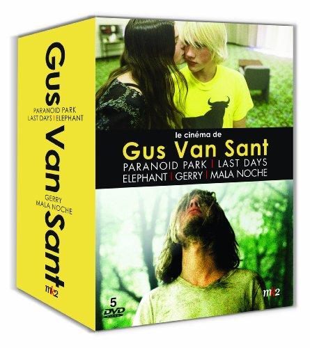 Le Cinéma de Gus Van Sant - Coffret 5 DVD