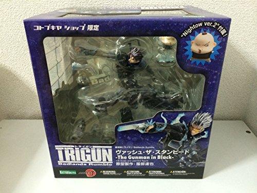 Kotobukiya- Trigun VASH The Stampede Figurine, 4934054782826