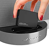 LAYEN i-SYNC Bose Bluetooth Receiver 30 Pin Bluetooth Adapter - Audio Dongle for Bose SoundDock and Other Hi-Fi, Stereo and 30 pin Docking Stations (Not Suitable for Cars)