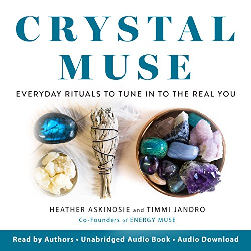 Crystal Muse audiobook cover art