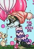 Pink and Purple Bob
