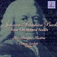 Four Complete Orchestral Suites