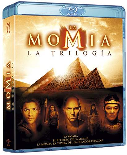 La momia 1-3 (BD) [Blu-ray]
