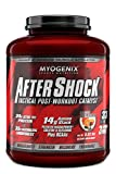 Myogenix Aftershock Post Workout, Unlimited Muscle Growth | Anabolic Whey Protein | Mass Building Carbohydrates | Amino Stack Creatine and Glutamine Plus BCAAs | Orange Avalanche - 5.82 LBS