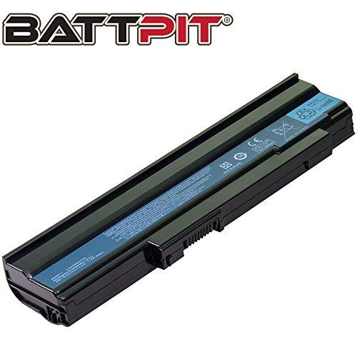 Battpit Laptop Akku für Acer/Gateway AS09C31 AS09C70 AS09C71 AS09C71 Extensa 5235 5235Z 5235G 5635 5635G 5635Z 5635ZG - [6 Zellen/4400mAh/49Wh]