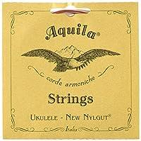 Aquila New Nylgut 17U ウクレレセット弦 テナー用 6弦(1st x1巻線) AQ-T6W