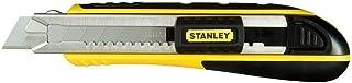 Stanley FatMax Cutter (met magazijn, 18 mm bladbreedte, 180 mm lengte, roestvrije mesgeleiding, mes-invoer) 0-10-481