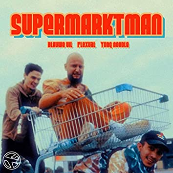 Supermarktman