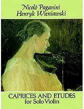 [(Paganini/Wieniawski: Caprices and Etudes for Solo Violin )] [Author: Nicolo Paganini] [May-2011]
