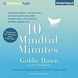 10 Mindful Minutes audiobook cover art