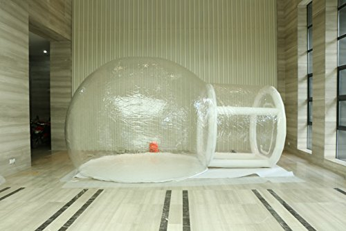 Joyfay Bubble Tent- Inflatable Transparent Bubble Tent, Clear Outdoor Camping Tent, Camping Bubble, a Product