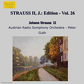 Strauss Ii, J.: Edition - Vol. 26
